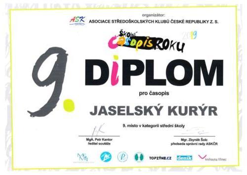 Diplom - časopis
